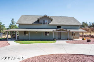 4270 Pine Creek Canyon Drive, Pine, AZ 85544