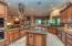 A true gourmet kitchen awaits the chef in your family!