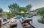 Pebble-tec pool with waterfall and a newer Pebble-Tec spa with additional waterfall!