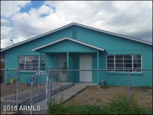 310-312 W 4th Street, Winkelman, AZ 85192