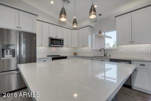 Beautiful custom kitchen. Appliances included!