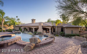 6611 N HILLSIDE Drive, Paradise Valley, AZ 85253