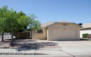 4601 W WAHALLA Lane, Glendale, AZ 85308
