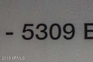 5309 E ESCONDIDO Circle
