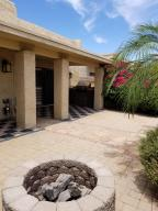 Beautiful Rear Patio with Grill & Fire Pit