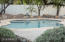 Brand new Pebble Tech surface. Be the first to swim in your new pool!