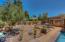 Beautiful lot and backyard paradise!
