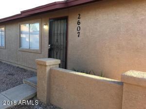 2607 E RANDALL Drive, Tempe, AZ 85281