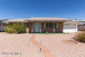 10433 N 106TH Avenue, Sun City, AZ 85351