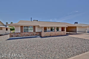 10707 W ROUNDELAY Circle, Sun City, AZ 85351