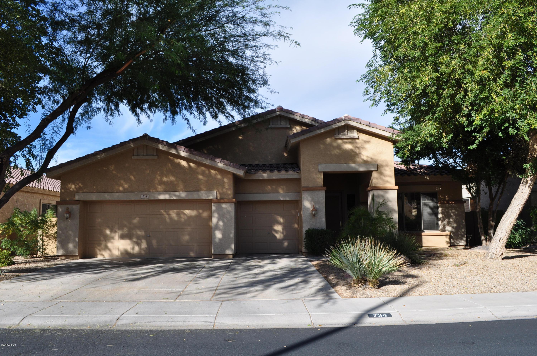Photo of 734 E GEMINI Place, Chandler, AZ 85249