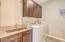 Laundry Room with Sink and Granite