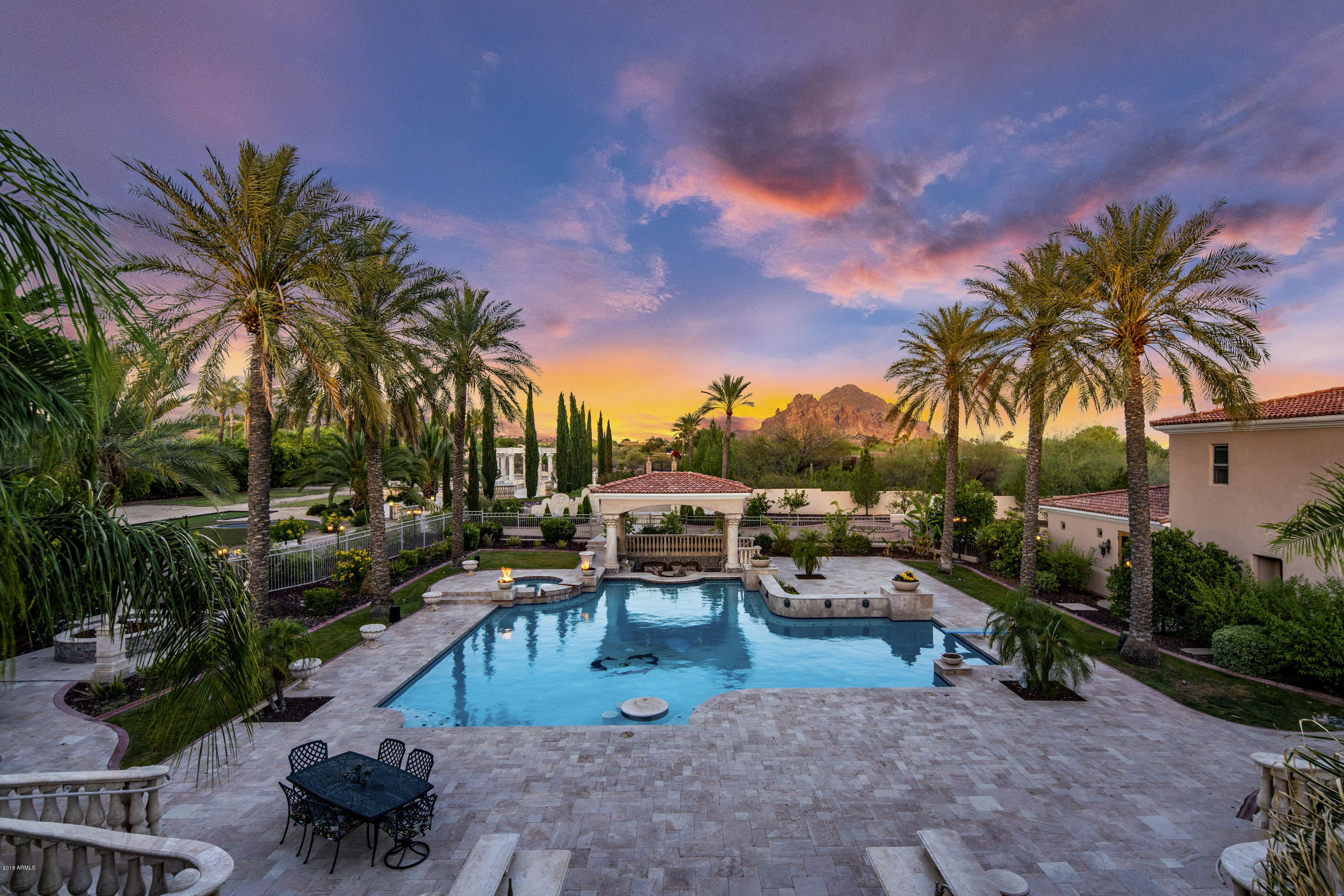5837 N PALO CRISTI Road, Paradise Valley, Arizona