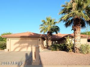 25861 S NEW TOWN Drive, Sun Lakes, AZ 85248