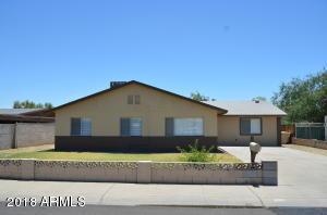6727 W ORANGE Drive, Glendale, AZ 85303