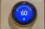 This house comes with the large nest thermostat making this a smarter home.