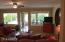 Living room, bonus rm in background