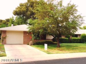 9814 W SANDSTONE Drive, Sun City, AZ 85351