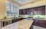 Grainite counters, stainless steel appliances, upgraded sink and faucet