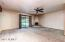 Luxurious master suite w/direct patio access to resort like backyard