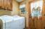 Convenient laundry room. W& D stay!