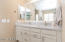 Marble countertops and all updated fixtures