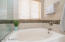 Soaking tub for relaxing