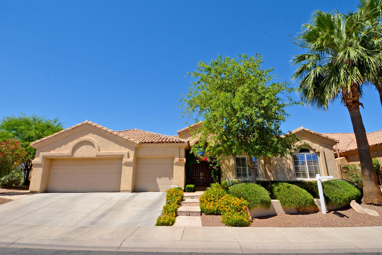 7642 E Hartford Drive Scottsdale 85255 Garage Real Estate Photo
