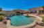 Inviting heated swimming pool