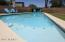 Spectacular pool update done in 2014, self cleaning, water leveling, lounging/play step, dual drains.