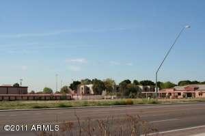 Roadside View of Parcel 6