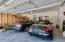 4 car garage - two 2 car garages.