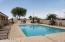 pool and spa and bbq area