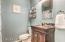 Downstairs 3/4 Bath
