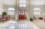 Grand Entryway 20+Ft Ceilings