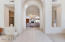 Arched Entry Way