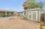 12'x8' storage shed
