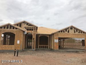 Actual Spec Home at Frame Stage