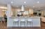 Kitchen / Seated Bar