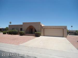 10952 W CRESTBROOK Drive, Sun City, AZ 85351