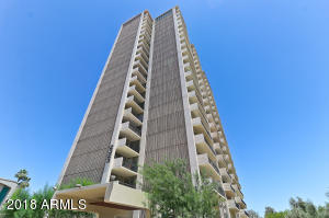 The Luxury, Historic High-Rise, Regency House, at 2323 N Central Avenue Phoenix, AZ 85004