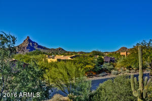 Panoramic Vistas are a hallmark of this community and this premium view lot