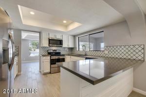 Fresh kitchen remodel!