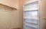 Bedroom #3 Closet