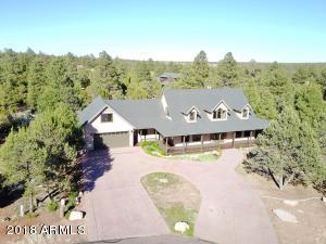 2759 Jaguar Circle, Overgaard, AZ 85933