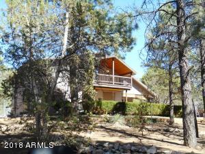 3329 MOGOLLON Drive, Overgaard, AZ 85933