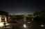 City Lights to the west at night during rain storm! See Camelback Mtn. and Downtown Phoenix!