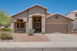 Beautiful single level home in Tatum Ranch
