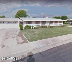 10412 N 105TH Avenue, Sun City, AZ 85351
