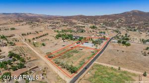 13720 E QUARTERHORSE Lane, Dewey, AZ 86327